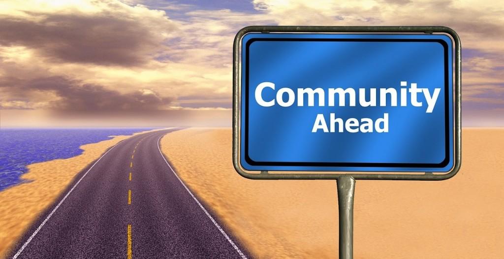 Community, Haiti, building networks
