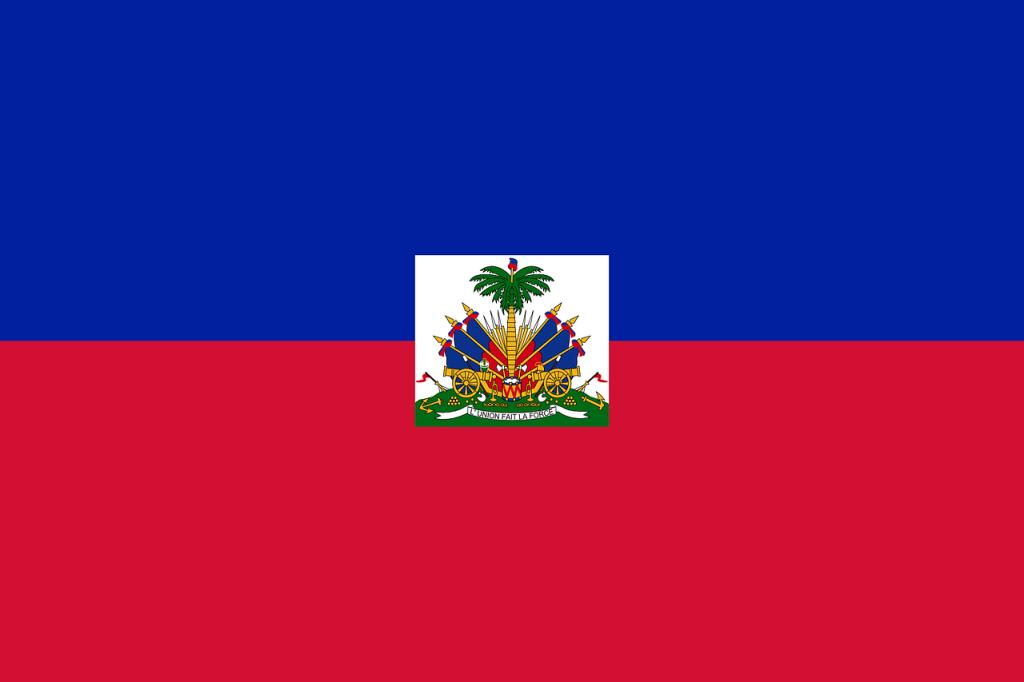 Haitian flag, Haiti 1804 social media Boss