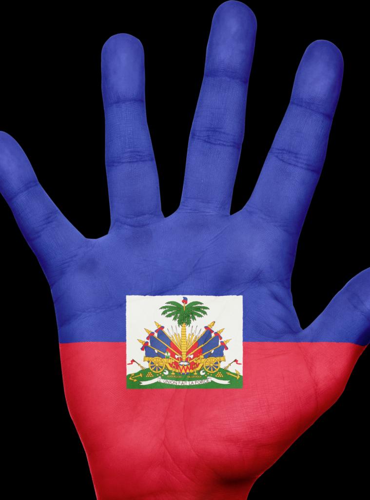 stop apartheid Haiti oppression suffering