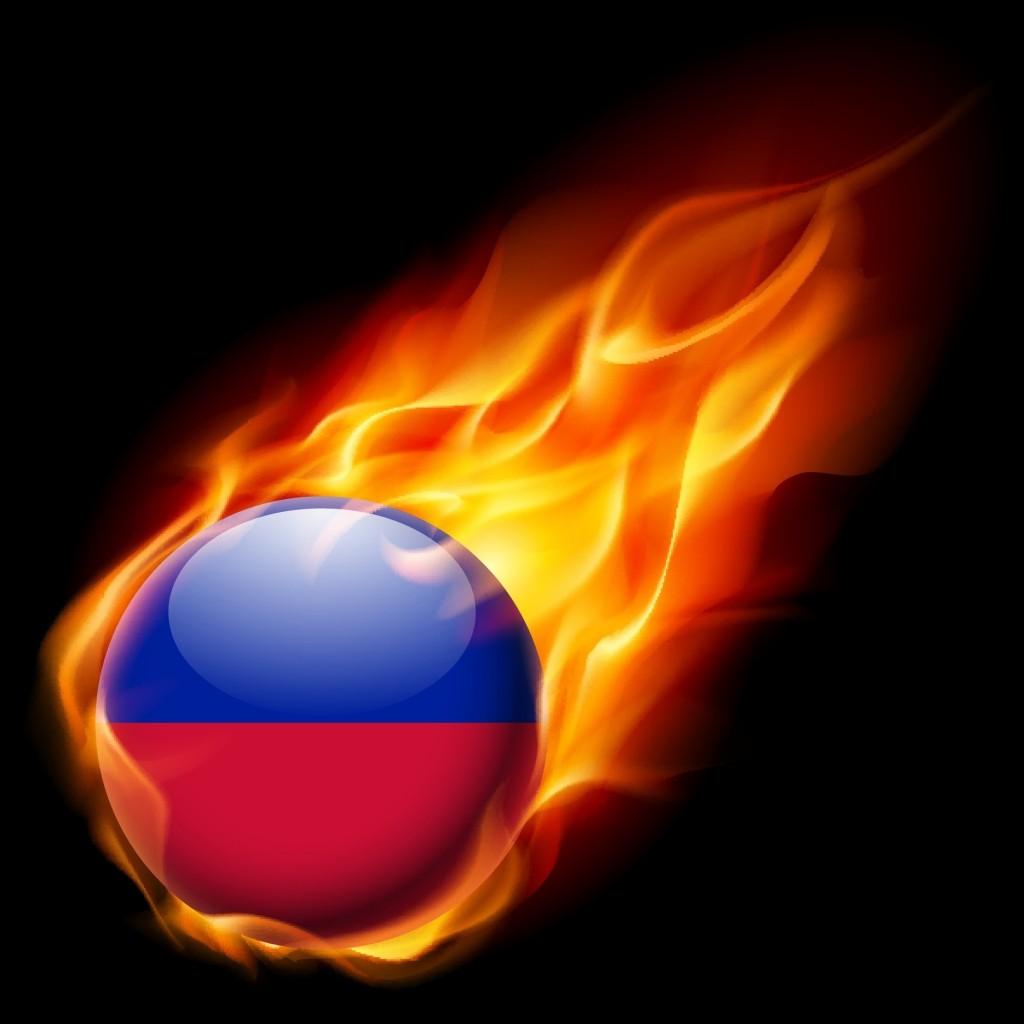 Haitian flag, revolution, Toussaint Louverture