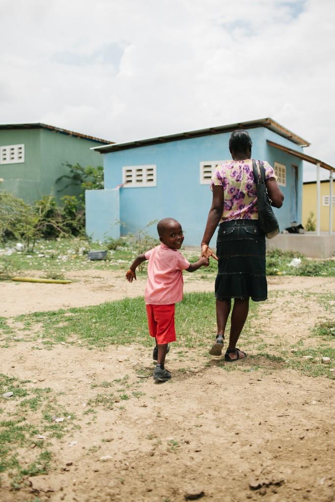 Haitian woman, life,